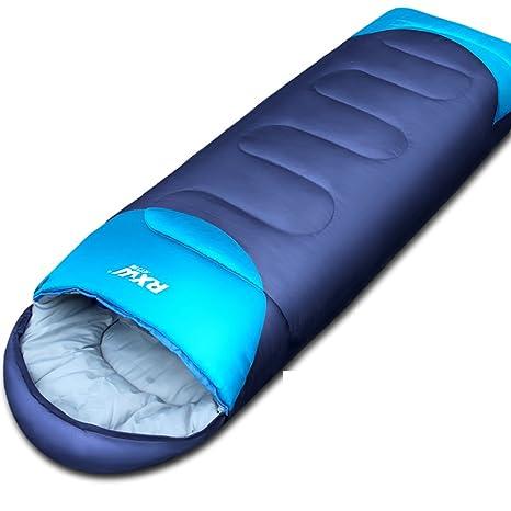 ZYX Yixin - Saco de Dormir para Adulto, para Interior y Exterior, Grueso,