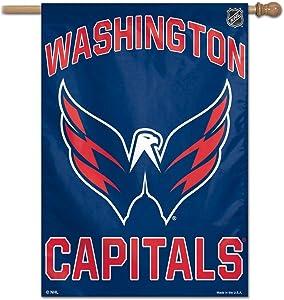 "Washington Capitals 27""x37"" Banner"