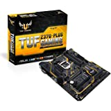ASUS scheda madre TUF Z370-PLUS GAMING LGA 1151 (Socket H4) ATX (DDR4-SDRAM, DIMM, 2133,4000 MHz, Dual, 64 GB, Intel)