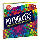 Best Klutz Kid Art Supplies - Klutz Potholders: Other Loopy Projects Craft Kit Review