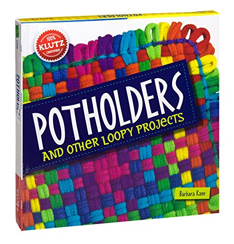 Klutz Potholders: Other Loopy Projects Craft Kit ()