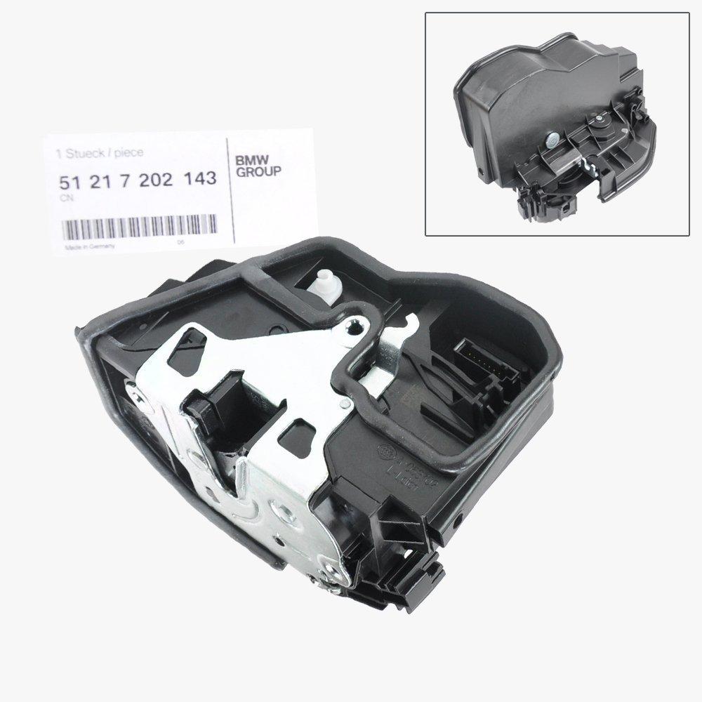 BMW Front Door Lock Actuator Mechanism Left Driver Side Genuine Original 51217202143