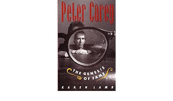 peter carey genesis of fame imprint