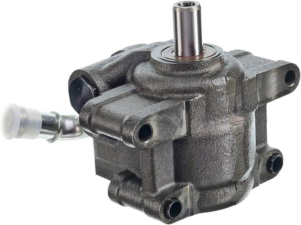 A-Premium Power Steering Pump Replacement for Mercury Mountaineer Ford Explorer 2006-2010 Explorer Sport Trac 2007-2010