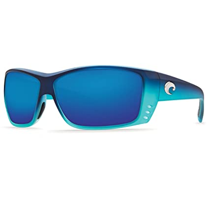 Amazon.com: Lentes de sol Cat Cay Costa Del Mar, Multi ...