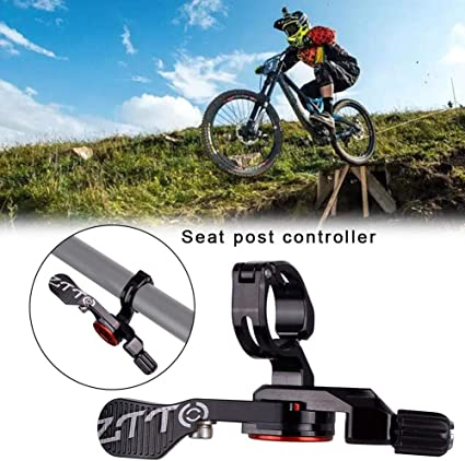 New Ztto Dropper Post Remote Lever with Sealed Bearing for 22.2mm Handlebar