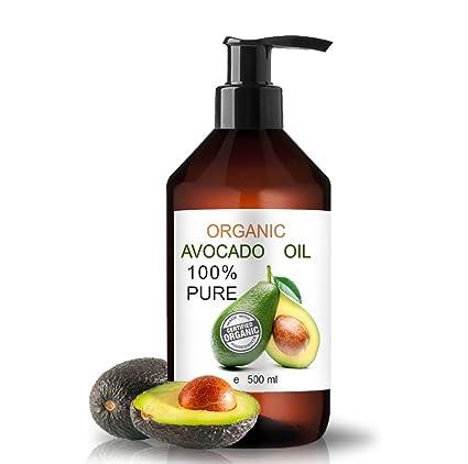 Aceite Ecológico Aguacate 500 ml Comercio Justo
