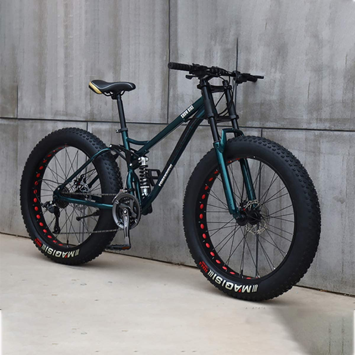 Bicicleta 26 Pulgadas MTB Arriba Rueda Grasa Moto Playa Nieve ...