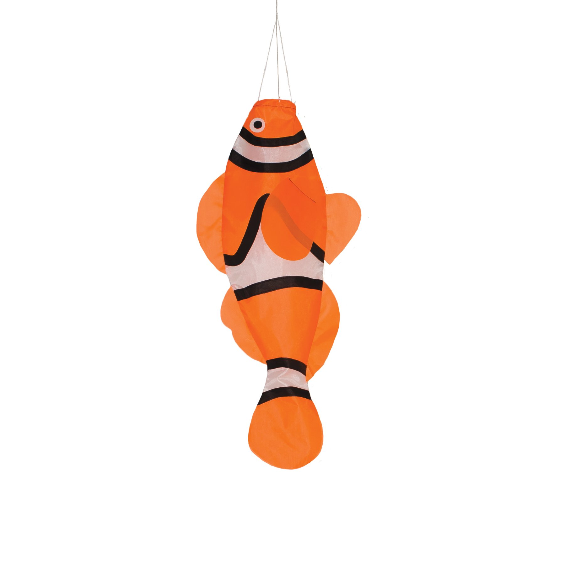 In the Breeze Clownfish Fish Sock, 24''