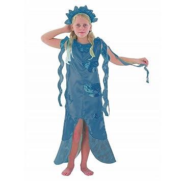 Disfraz de sirena niñas edad 10 – 11: Amazon.es: Juguetes y juegos