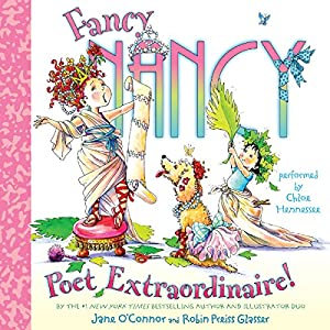 Fancy Nancy: Poet Extraordinaire! Audiobook