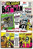 80 Page Giant #5, December 1964. Batman Silver Anniversary Issue