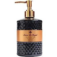 Savon de Royal Pearl Sıvı El Sabunu 500 ml Black Pearl 1 Paket (1 x 500 ml)