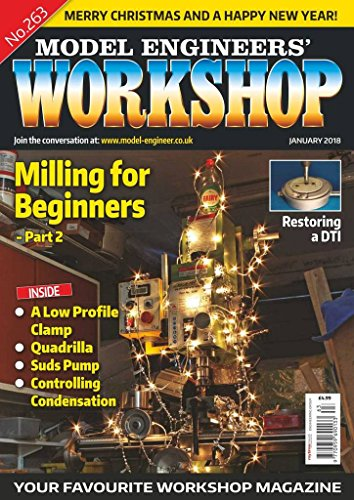 Model Engineers' Workshop Magazine - Engineer Magazine