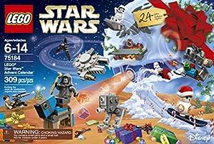 LEGO Star Wars Advent Calendar 75184 Building Kit (309 Piece) from LEGO