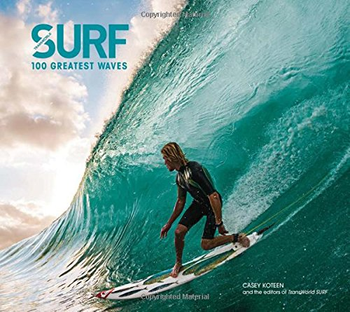 Surf: 100 Greatest Waves