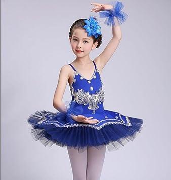 SMACO-Falda de ballet infantil Vestido de Ballet niña niño ...