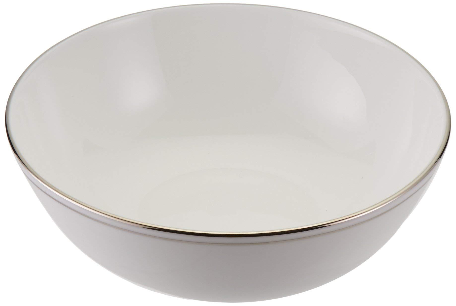 Lenox Federal Platinum Place Setting Bowl, White