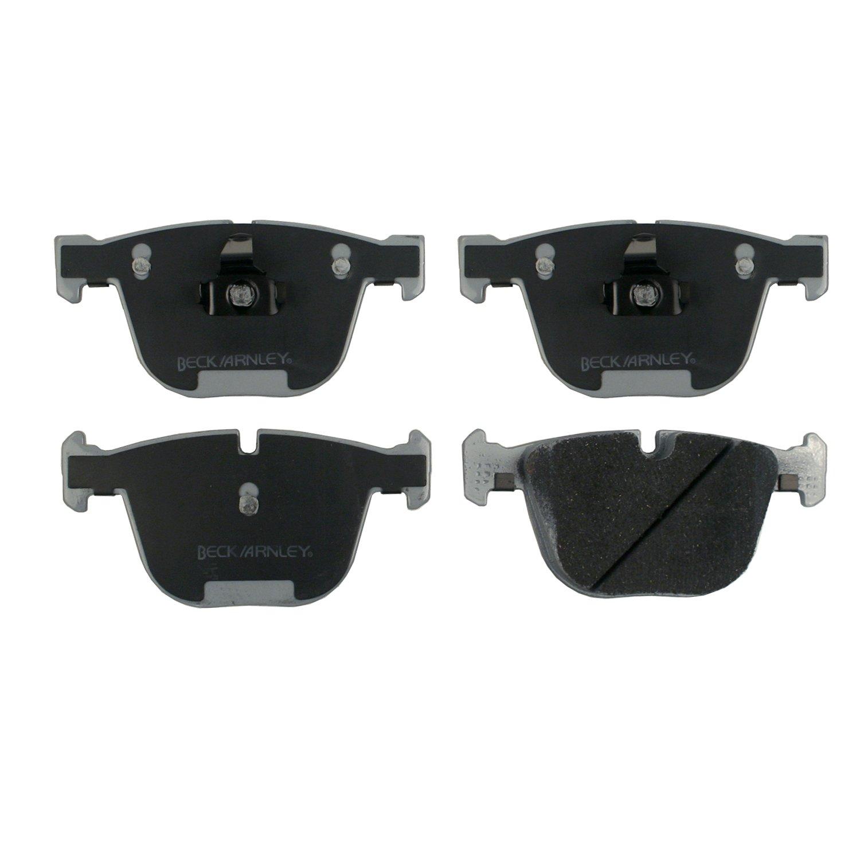Beck Arnley 085-1721 Premium ASM Brake Pad