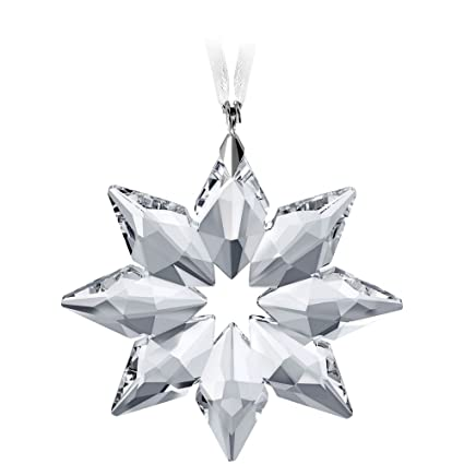cf0dfda5d Image Unavailable. Image not available for. Color: Swarovski Crystal 2013 Little  Star Ornament
