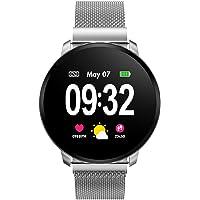 GOKOO Smartwatch Fashion para Hombre Mujer Impermeable Reloj Inteligente Monitores de Actividad Fitness Tracker con…