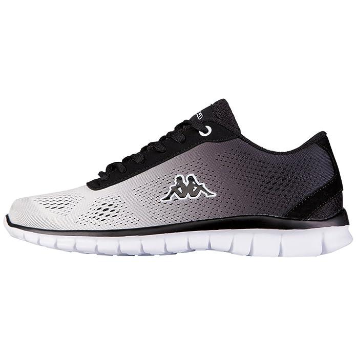 Sunrise Light Footwear Unisex, Mesh/Synthetic, Unisex Adults Low-Top Sneakers Kappa
