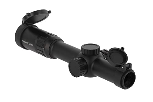 Primary Arms Silver Series 1-6x24 FFP Rifle Scope