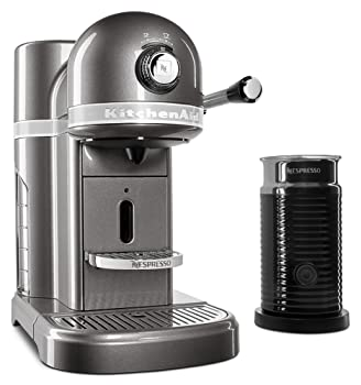 KitchenAid Nespresso Semi-Automatic Espresso Machine