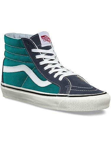f9c764a6e2 Image Unavailable. Image not available for. Color  Vans SK8 Hi DX Anaheim  Factory Fashion Sneaker