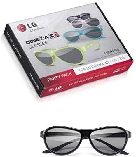 3D Brille für Kinder Universale passive 3D-Kinderbrille in blau NEU