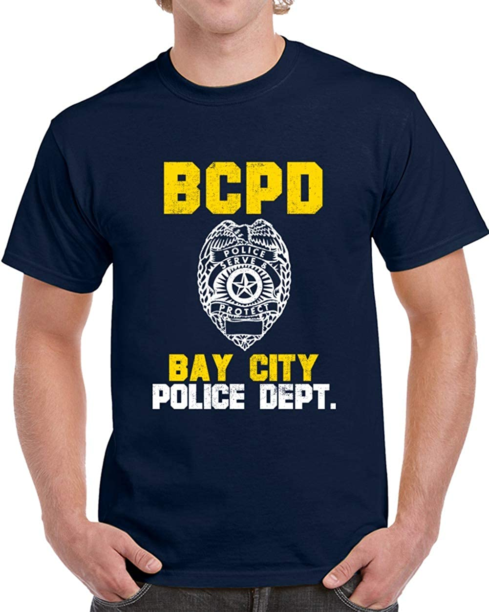 Amazon com: Bay City Police Department Bcpd Officer Inspired