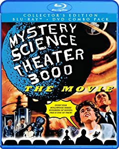 Mystery Science Theater 3000: The Movie (BluRay/DVD Combo) [Blu-ray] from Shout! Factory