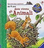 img - for Dove vivono gli animali book / textbook / text book