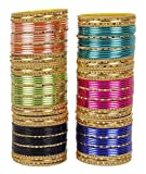 Best Bangle Boxes For Girls - Muchmore Unique Bollywood Fashion Indian Bangles Box Multi Review