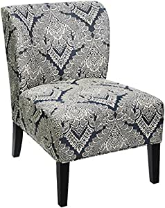 Red Hook Furniture Sophia Contemporary Armless Fabric