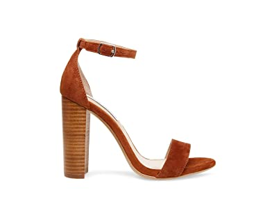 f0afddd884f Image Unavailable. Image not available for. Color  Steve Madden Women s  Carrson Heeled Sandal ...