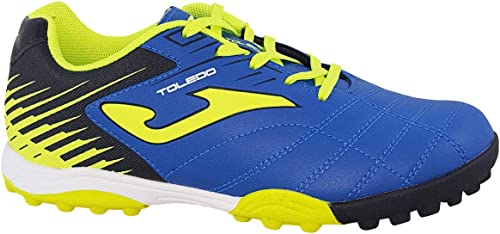 Joma Toledo JR TF Turf - Zapatillas de fútbol para niños: Amazon ...