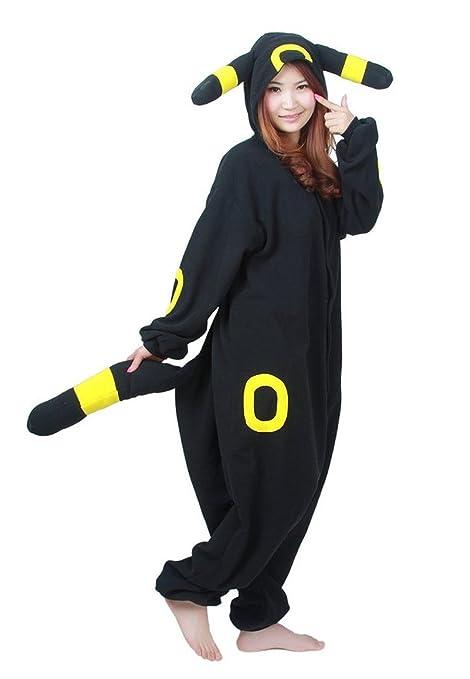 wotogold Mujer 1 Disfraces Cosplay Umbreon Animal pijamas 1  Amazon.es   Ropa y accesorios c8cf4b629cb2