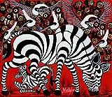 African Tinga Tinga Painting