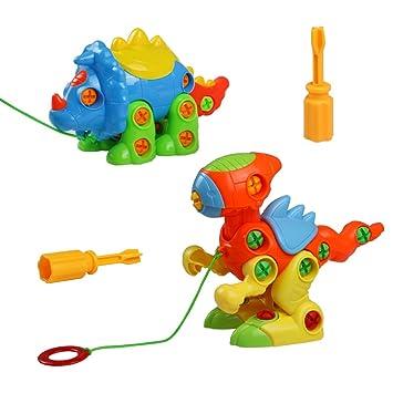Demontage Montage Spielzeug Karikatur Tierpuzzlespiel DIY Spielzeug ...