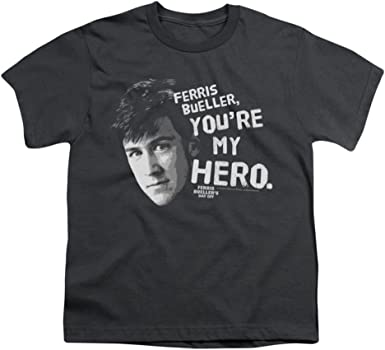 Ferris You/'re My Hero baby shirt Cute kid clothing.