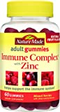 Nature Made Immune Complex With Zinc Adult Gummies, 60 Count
