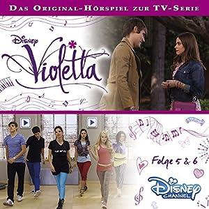 Violetta 5 & 6 Hörspiel