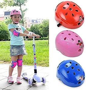 Casco de patinaje para niños con forma de rodillo para ...