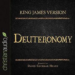 Holy Bible in Audio - King James Version: Deuteronomy