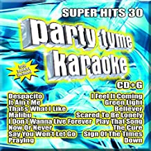 Party Tyme Karaoke - Super Hits 30 [16-song CD+G]