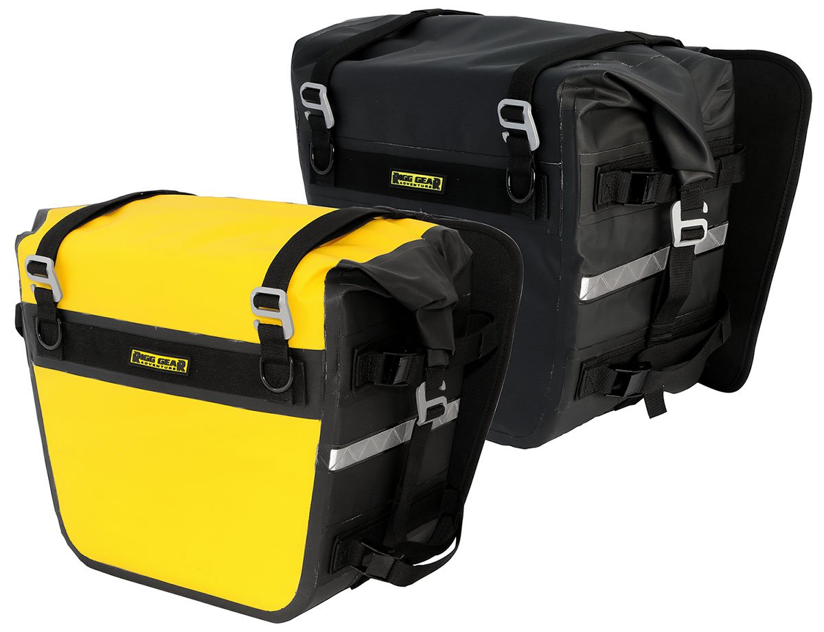 Nelson Rigg (SE-3050) Sierra Dry Saddlebags 100% Waterproof Mount to most Adventure and Dual Sport Motorcycles by Nelson-Rigg (Image #12)
