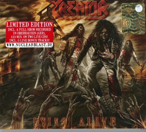 Kreator: Dying Alive (Audio CD)