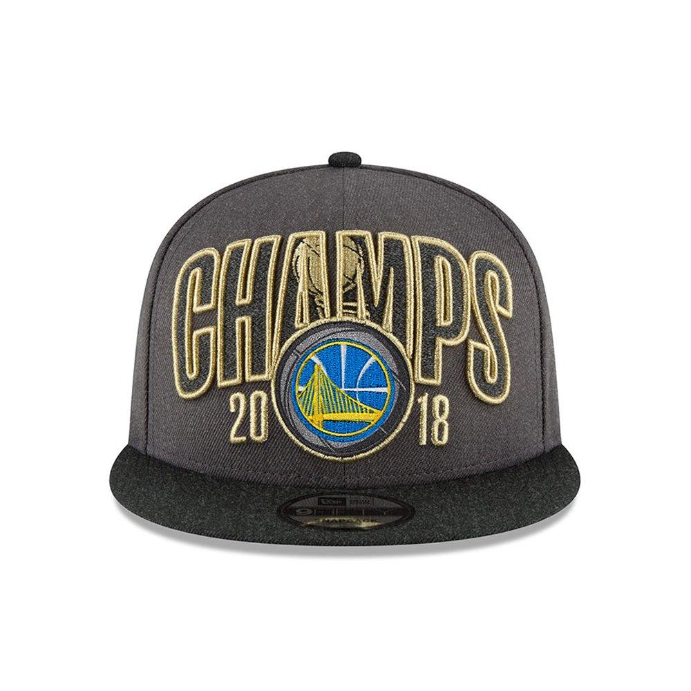 Acheter Authentic sensation de confort moitié prix New Era NBA Golden State Warriors 2018 Champions 9FIFTY ...
