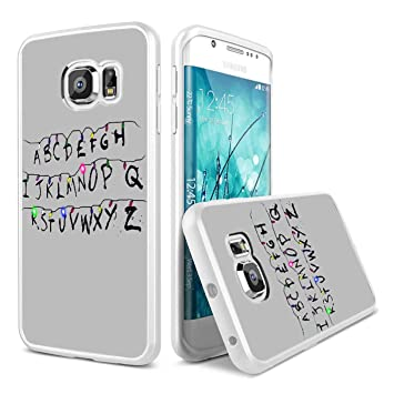 coque samsung s6 edge stranger things
